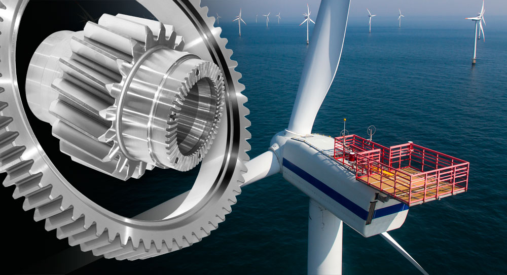 Energy industry and wind power