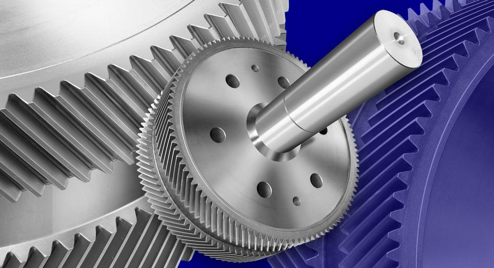 Katsa-Double-helical gears